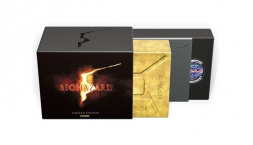 Bio Hazard 5 Limited Edition E-Capcom