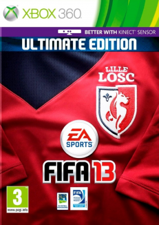 Fifa 13 Ultimate Edition LOSC