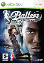 NBA Ballers Choosen One