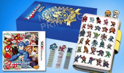 Rockman Classics Collection E-capcom Limited Edition