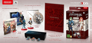 Fire Emblem Echoes: Shadows of Valentia Edition Limitée