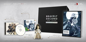 Bravely Second : End Layer Edition Collector Deluxe
