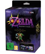 The Legend of Zelda: Majora's Mask 3D Edition Limitée