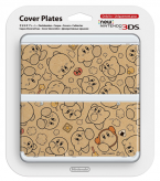 Coque N°021 New Nintendo 3DS - Kirby -