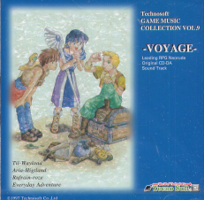 Voyage Technosoft Game Music Collection Vol.9