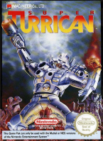 Super Turrican (Version Allemande)