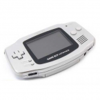 Game Boy Advance Limited Edition Platinum