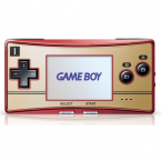 GameBoy Micro Famicom Version Mario 20th