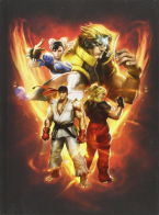 Street Fighter V Collector Edition