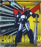 Super Robot Chogokin GREAT MAZINGER Action Figure Bandai