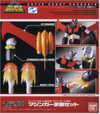 Mazinger Z: Mazinger Super Robot Chogokin Weapon Set for Action