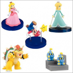 Super Mario Galaxy Gashapon