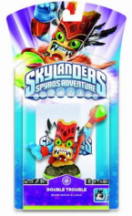 Skylanders Spyro's Adventure DOUBLE TROUBLE