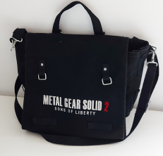 Sac Promotionnel Metal Gear Solid 2 Sons Of Liberty