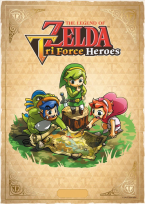 Poster The Legend of Zelda: Tri Force Heroes