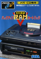 Back Up Ram Cartridge