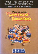World Of Illusion ~ Starring Mickey Mouse & Donald Duck ~