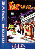 Taz ~ In Escape From Mars ~