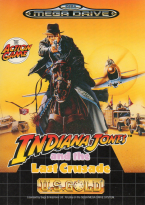 Indiana Jones ~ And The Last Crusade ~