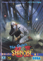 The Super Shinobi II