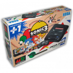 Megadrive 2 Sonic the Hedgehog 3 Package