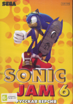 Sonic Jame 6 (Bootleg Russe)