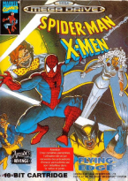 Spider-Man X-Men Arcades Revenge