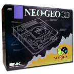 Neo Geo CD + 2 manettes(Complète)
