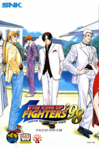 The King Of Fighters '98 ~ Dream Match Never Ends ~