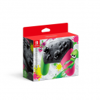 Manette Nintendo Switch Pro Edition Splatoon 2