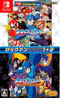 Rockman Classics Collection 1 & 2