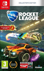 Rocket League Edition Collector