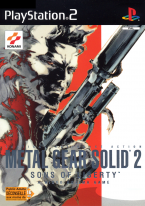 Metal Gear Solid 2 ~ Sons Of Liberty ~