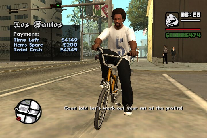 jeux grand theft auto san andreas
