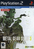 Metal Gear Solid 3 Limited Edition ~ Snake Eater ~