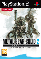 Metal Gear Solid 2 ~ Substance ~