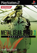 Metal Gear Solid 3 ~ Subsistence ~