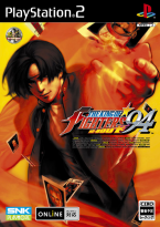 The King Of Fighters 94 Re-bout + Artbook