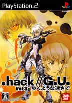 Hack//G.U. Vol. 3: Aruku Youna Hayasa de