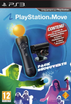 Pack Découverte PlayStation Move