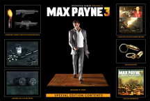 Max Payne 3 Edition Collector