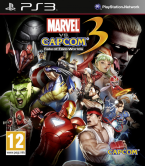 Marvel VS. Capcom 3 ~ Fate of Two Worlds ~