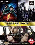 Biohazard Triple Pack