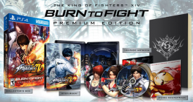 The King Of Fighters XIV - Premium Edition