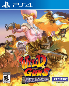 Wild Guns: Reloaded