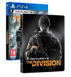 The Division Edition SteelBook