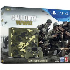 PlayStation 4 Edition Camouflage Call of Duty: World War II