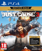Just Cause 3 Edition Gold