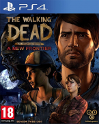 The Walking Dead The Telltale Series: A New Frontier