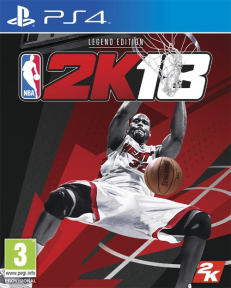 NBA 2K18 Edition Legend